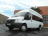 Airtronic и Hydronic Eberspacher на Ford Transit
