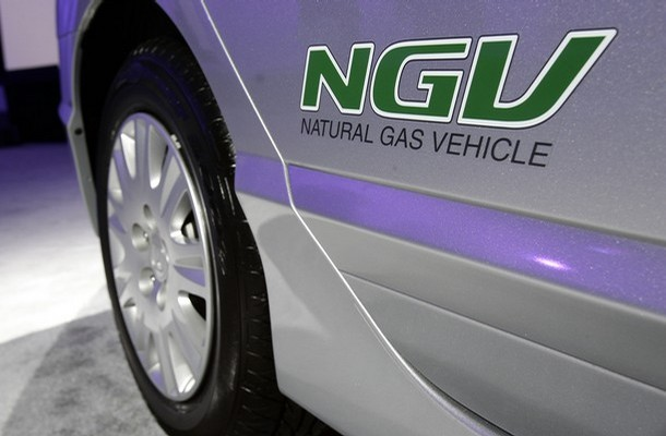 Автомобиль на метане, natural gas vehicle
