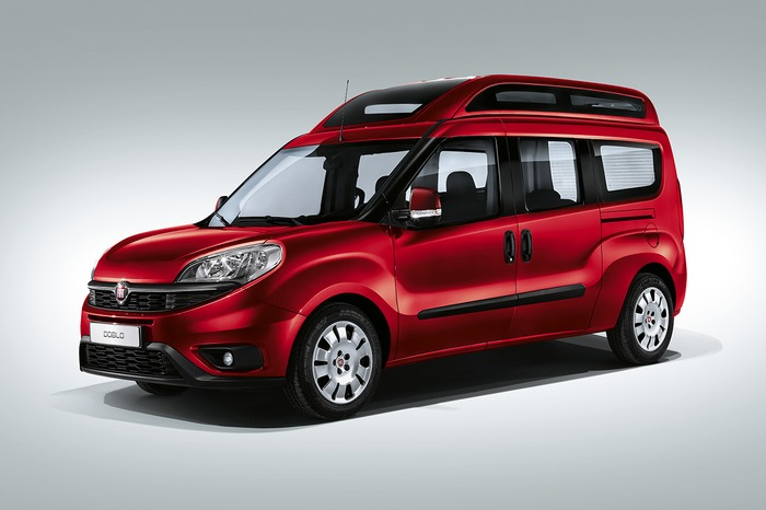 Fiat Doblo Natural Power 2015