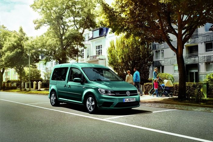 Volkswagen Caddy Edition 35 TGI