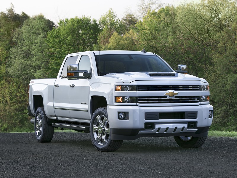 Chevrolet and GMC will partner with Power Solutions International, Inc. to introduce heavy-duty pickups, full-size vans and Chevrolet Low Cab Forward powered by 6.0-liter V-8 compressed natural gas (CNG) and liquefied petroleum gas (LPG) capable engines.