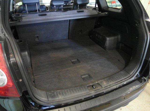 chevrolet captiva 2008 багажник