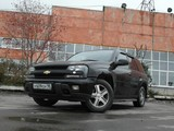 Chevrolet TrailBlazer (GMT360)