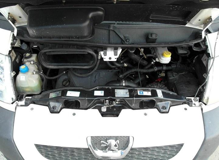Установка предпускового подогревателя Eberspacher Hydronic B4W SC на Peugeot Boxer III Установочный центр ЭлитГаз
