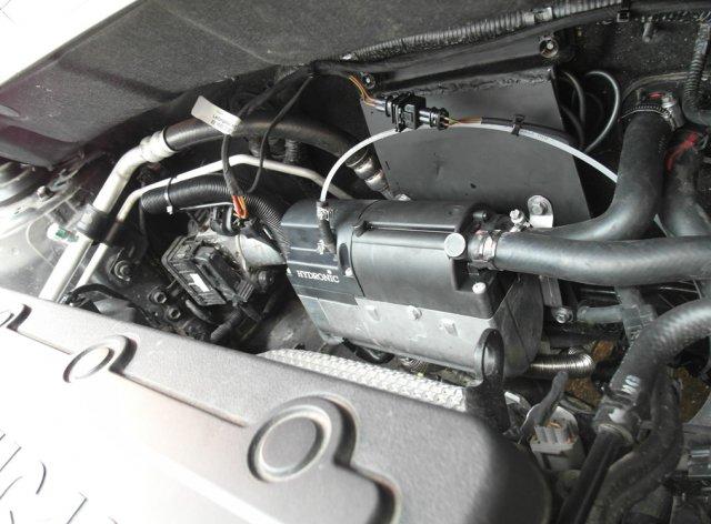 Установка предпускового подогревателя Eberspacher Hydronic B4WSC на Kia Sportage Установочный центр ЭлитГаз