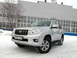 Eberspacher Hydronic D5W S на Toyota Land Cruiser Prado 150