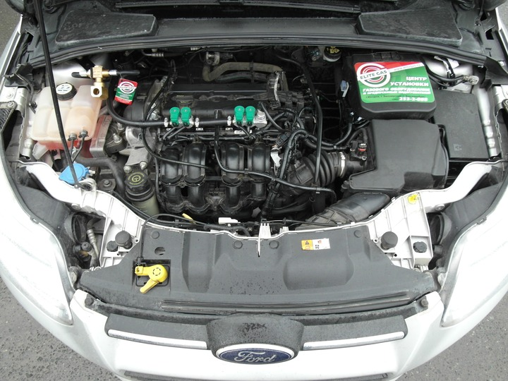 ford focus 3 двигатель 1.6