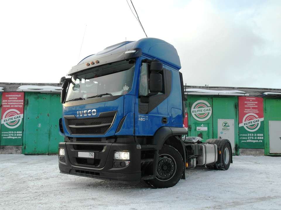 IVECO Stralis AT440S48TP RR 2019