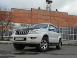 Land Cruiser Prado 120, 1GR-FE