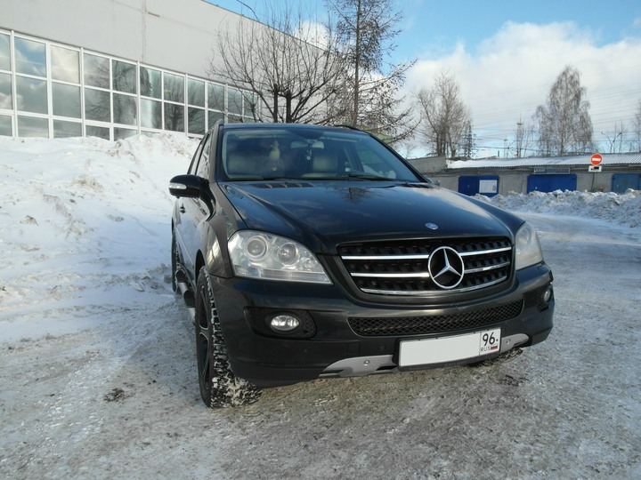 Mercedes Benz ML350 W164