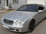 Mercedes-Benz CL 500 W215