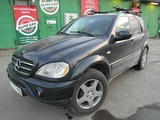 Mercedes Benz ML55