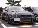 Mitsubishi Galant, VR-4 2.5 V6 Twin Turbo AWD