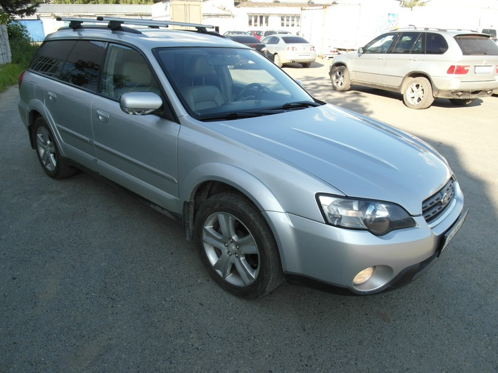 Subaru Outback BP