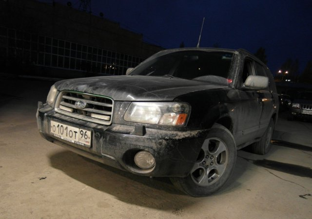 Subaru Forester 2.5 XS (SG5), 2.5 л, 173 л.с.
