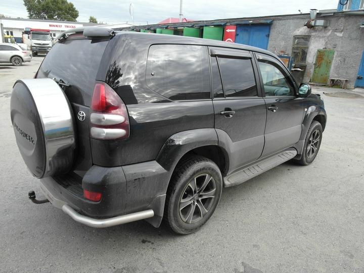 Toyota LC Prado 120