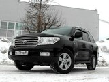 Toyota Land Cruiser 200, 2UZ-FE