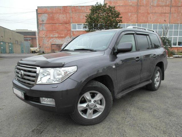 установка Webasto на Toyota Land Cruiser 200