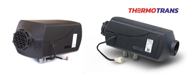 Установка воздушного отопителя Термотранс 4 кВт (дизель) по специальной цене