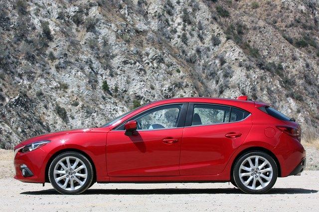 Mazda3 CNG 2014