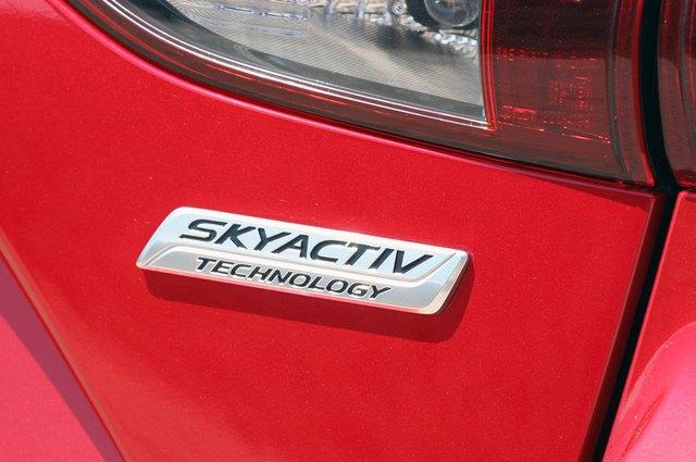Mazda3 Skyactiv CNG 2014