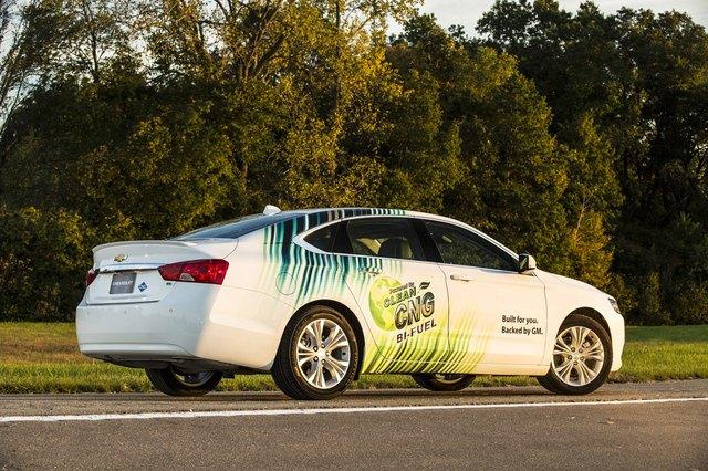 2015 CNG Chevrolet Impala
