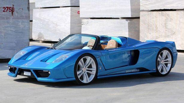 Montecarlo Automobile Rascasse LPG