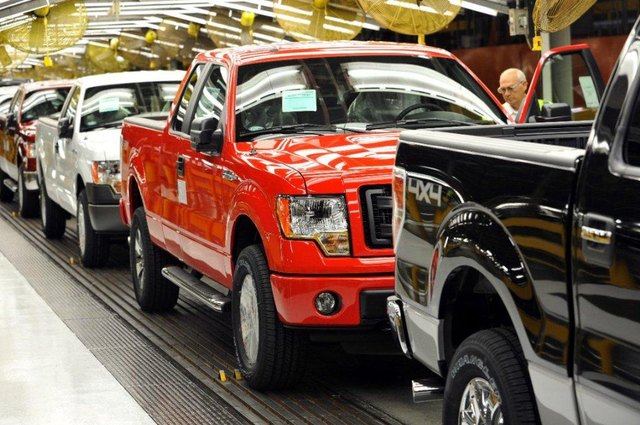 Ford начал производство метанового пикапа F-150