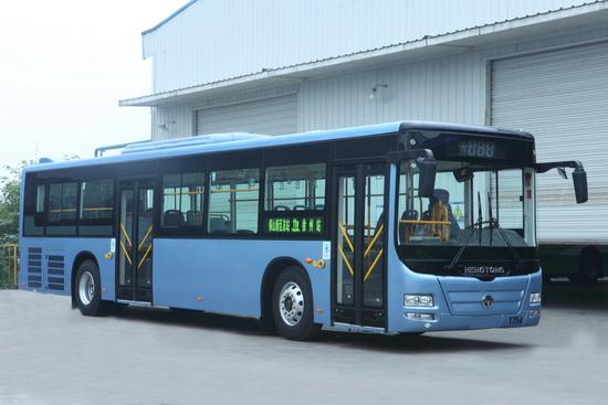 Hengtong CKZ6116HN4 LNG Buses