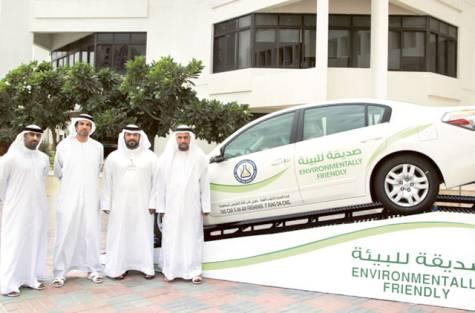Министерство окружающей среды ОАЭ переводит свой транспорт на метан