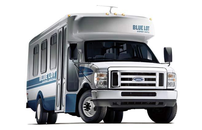 FORD E-450 маршрутный автобус