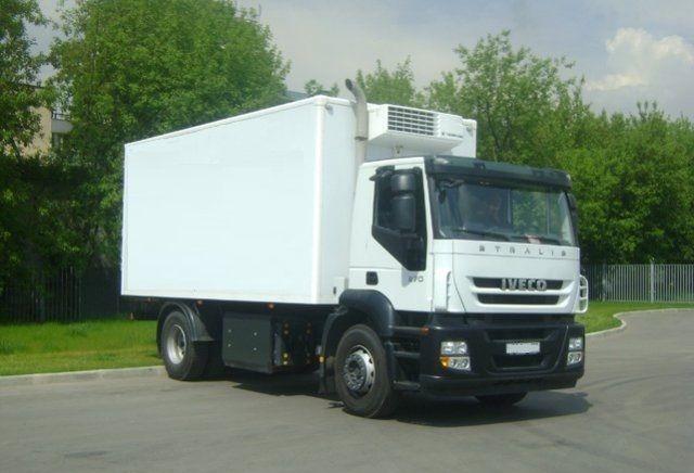 iveco stralis ad190s27/p cng, грузовик на природном газе, Екатеринбург, продажа, аренда