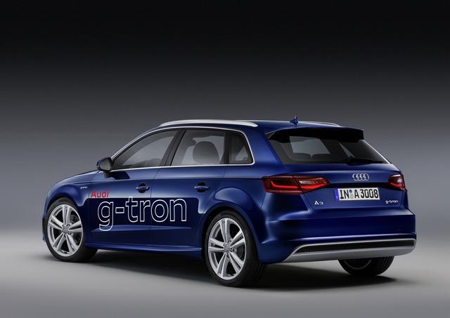 В Германии начались предварительные продажи Audi A3 Sportback g-tron