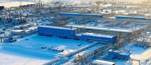 Бованенково, Газпром