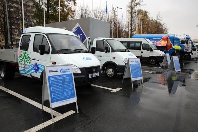 Газпром газомоторное топливо и лизинговые компании разработают инструменты приобретения газомоторного транспорта