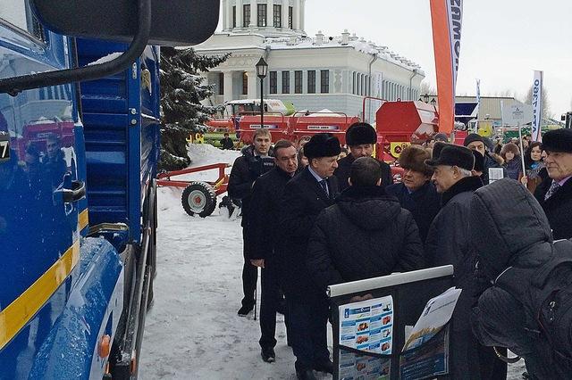 Новый зерновоз на КПГ, 68902С, КАМАЗ
