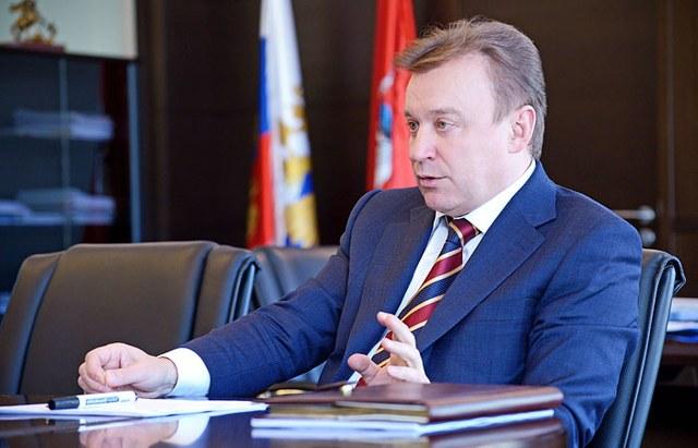 Сергей Маслов, Корпорация развития