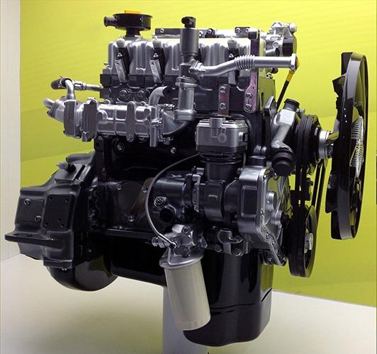 Westport и Tata Motors представили новую технологию GEMDi