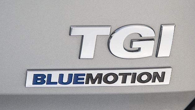 Volkswagen Golf Variant TGI Blue Motion