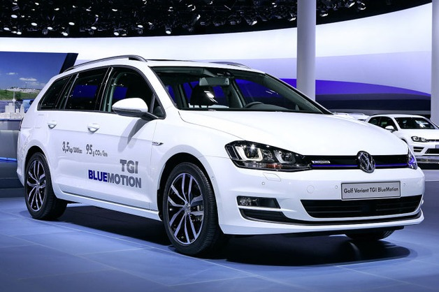 Golf Variant TGI BlueMotion