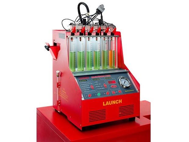 стенд для проверки и чистки форсунок Launch CNC 602