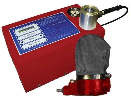 стенд для проверки свечей зажиганий, SMC 100
