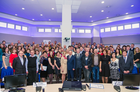 Семинар, Екатеринбург, Газпром, 31 марта - 4 апреля 2014