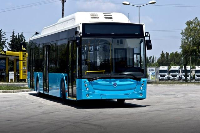 TEMSA Avenue CNG, городской автобус на природном газе