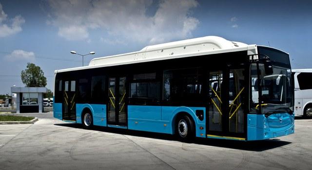 TEMSA Avenue CNG, автобус на метане
