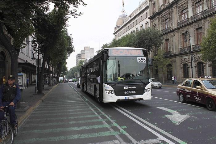 газовый автобус Scania на метане