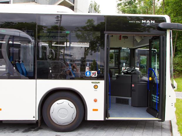автобус на метане, MAN Lion's City CNG