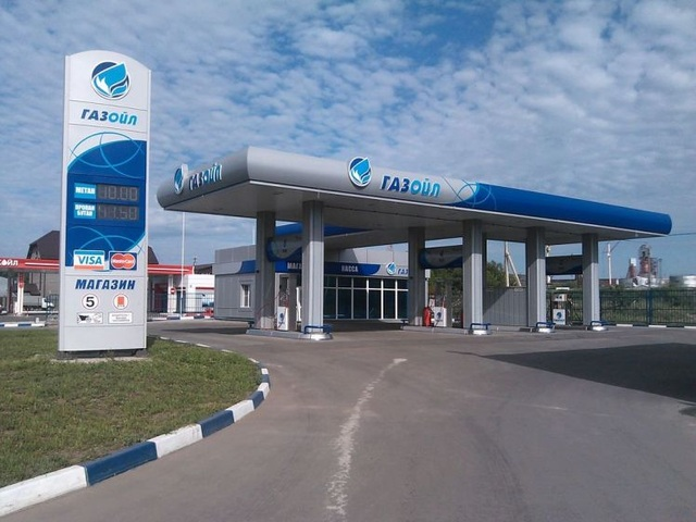метановая заправка, Алтайский край, Барнаул