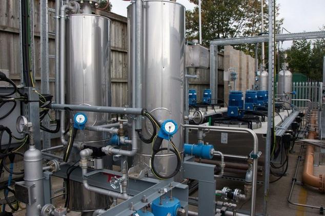 АГНКС, метановая газовая заправка