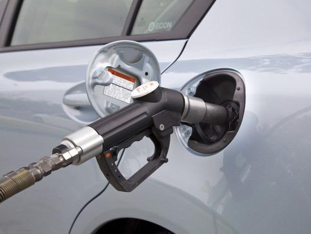пистолет для заправки природным газом, Хонда Цивик